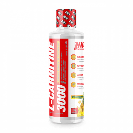 1UP Nutrition L-Carnitine 3000mg  - 32 Serving