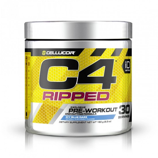 Cellucor C4 Ripped Pre-Workout - 30 Servings