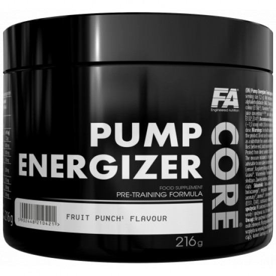 FA CORE Pump Energizer - 45 Servings