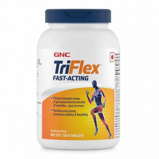 GNC Triflex Fast Acting - 120 Tablets