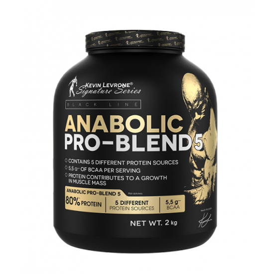 Kevin Levrone Anabolic Pro-Blend 5 Protein - 2 Kg