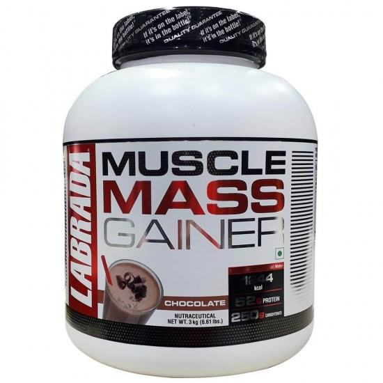 Labrada Muscle Mass Gainer - 3 kg